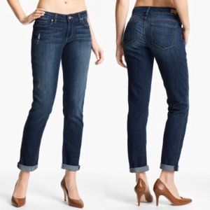 Paige Denim Jimmy Jimmy Skinny Boyfriend Jeans